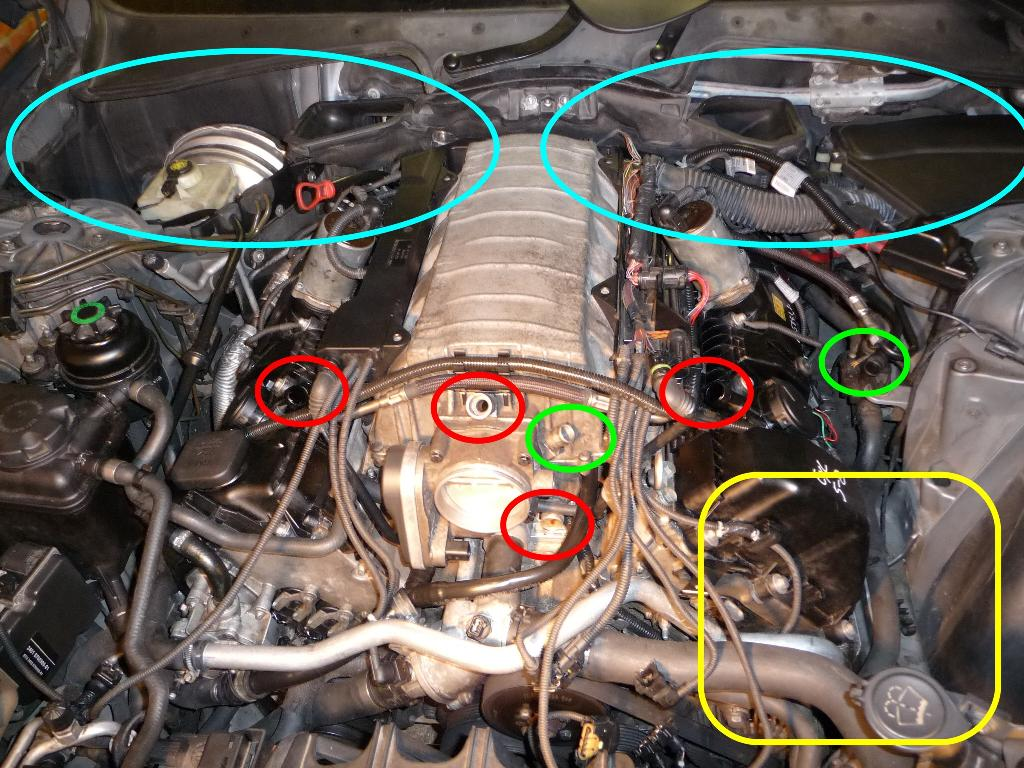 bmw x3 fuel filter replacement instructions