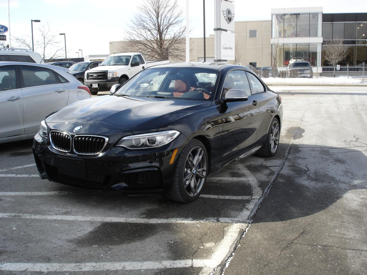 Bimmerfest M235i review