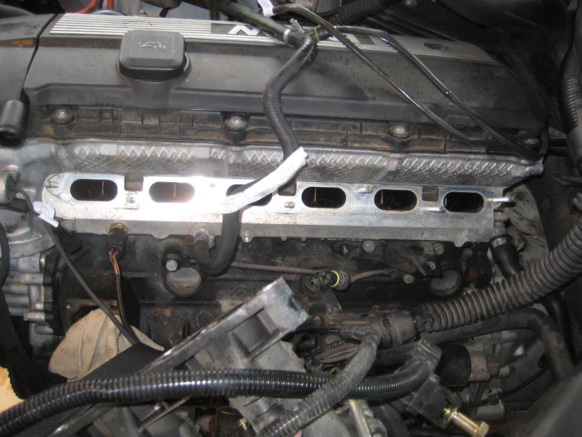 Heater return pipe leak - Bimmerfest - BMW Forums