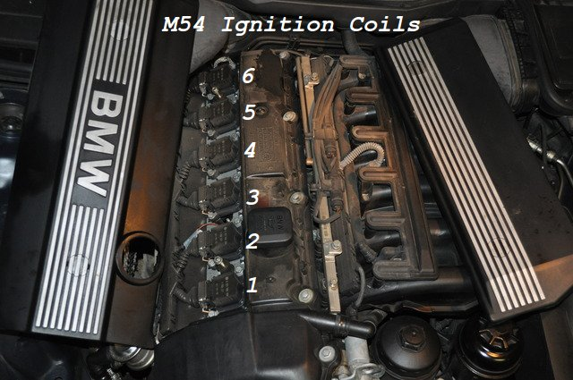 what is this engine part getting to know my m engine bay pictorial diy for an m54 spark plug replacement on a 2002 bmw 525i e39 95k miles