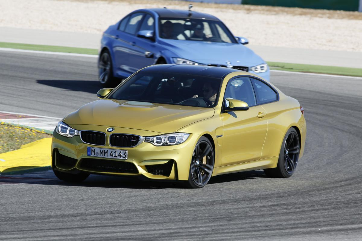 2015 F80 M3 F82 M4 street track review