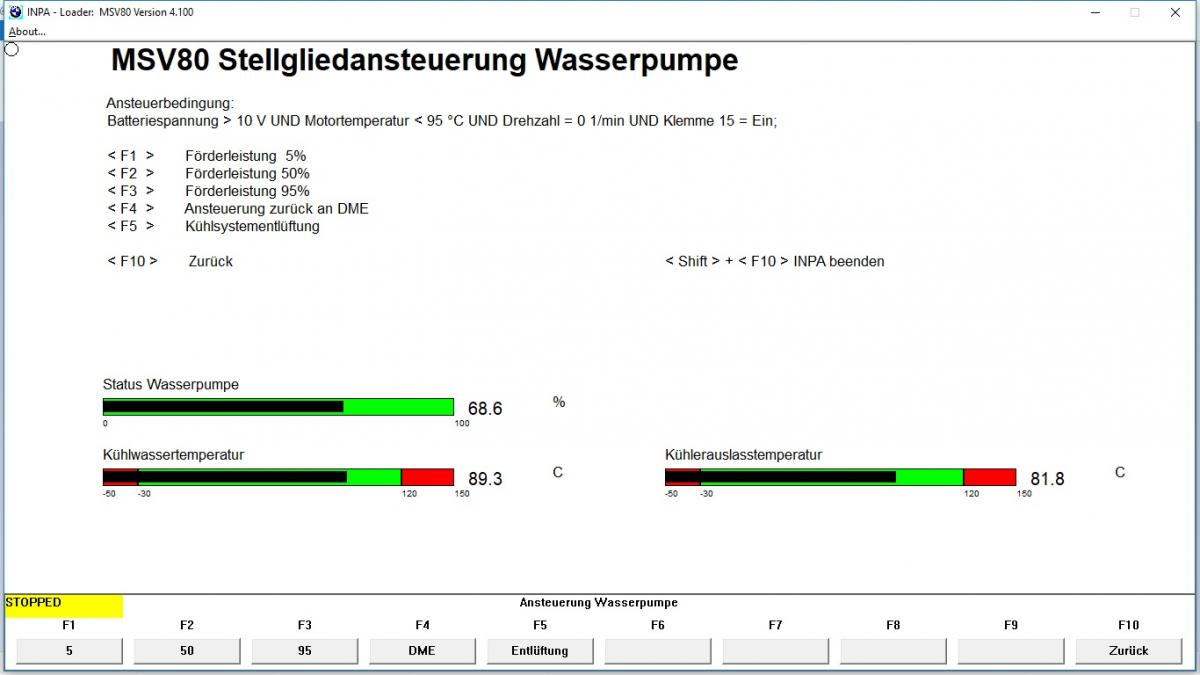 New Water pump Not working :( - Bimmerfest - BMW Forums