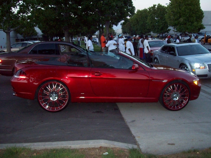 Custom 6 Series Convertible With 24 S Bimmerfest Bmw Forums