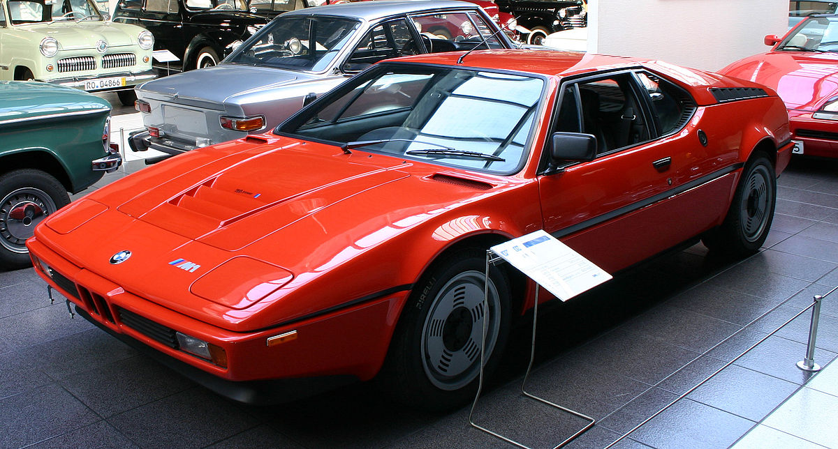 BMW M1 – The First German Supercar, Born at the Wrong Time