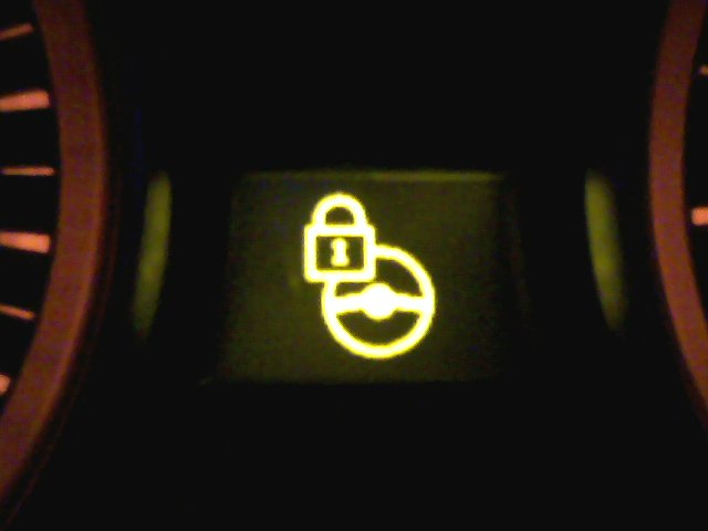 Electric Steering Wheel Lock Fault Bimmerfest BMW Forums - Bmw 325i steering wheel