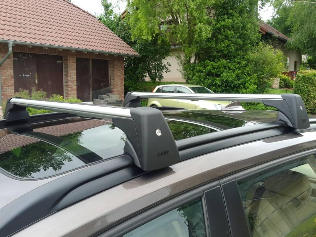 Cross Bars And Roof Box Bimmerfest Bmw Forums