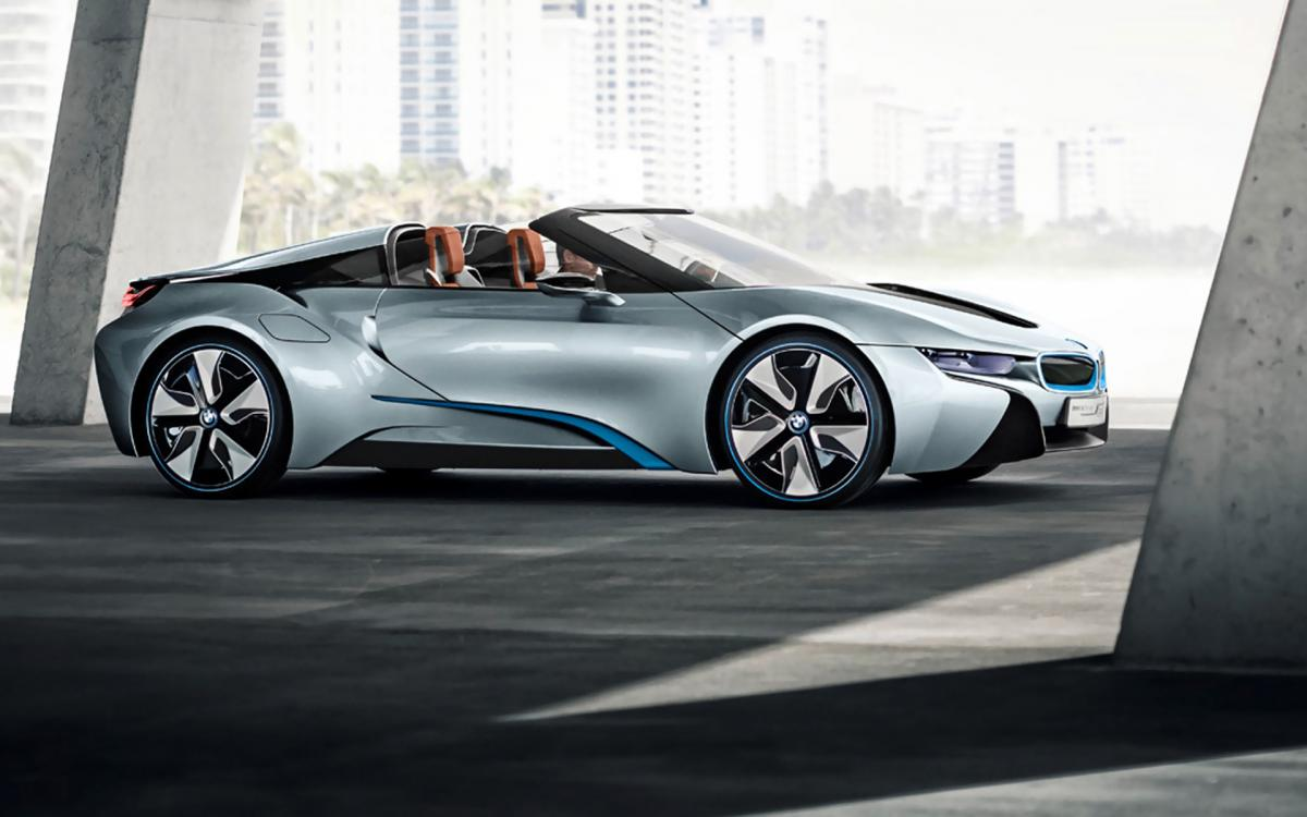 i8 Spyder Coming to CES in 2016 - Bimmerfest - BMW Forums