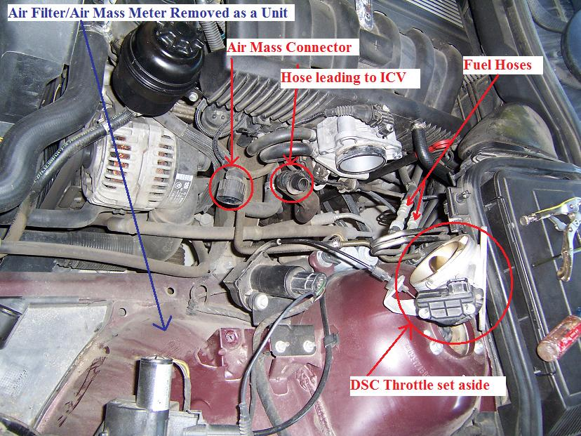 Does 1999 528i Have Drive By Wire Or By A Throttle Cable
