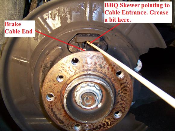 Diy 1998 Bmw 528i Parking Brake Overhaul Bimmerfest