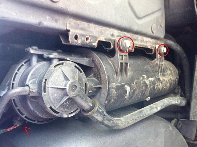 01 540i tank venting valve, any DIY? - Bimmerfest - BMW Forums