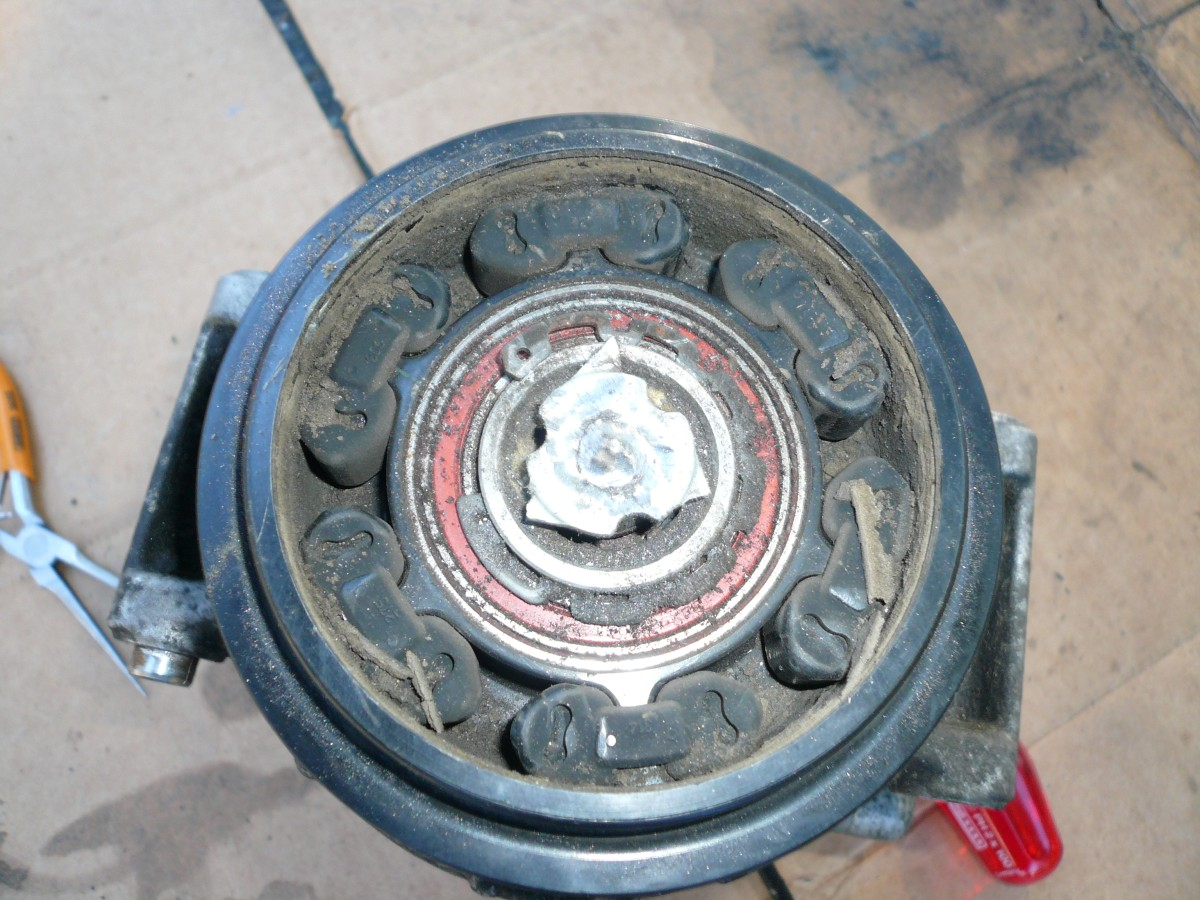 The A C Pulley Diy That Fizzled Bimmerfest Bmw Forums Kompresor Seri 5 E39 Denso Click Image For Larger Version Name 2 Views 1551 Size 2667