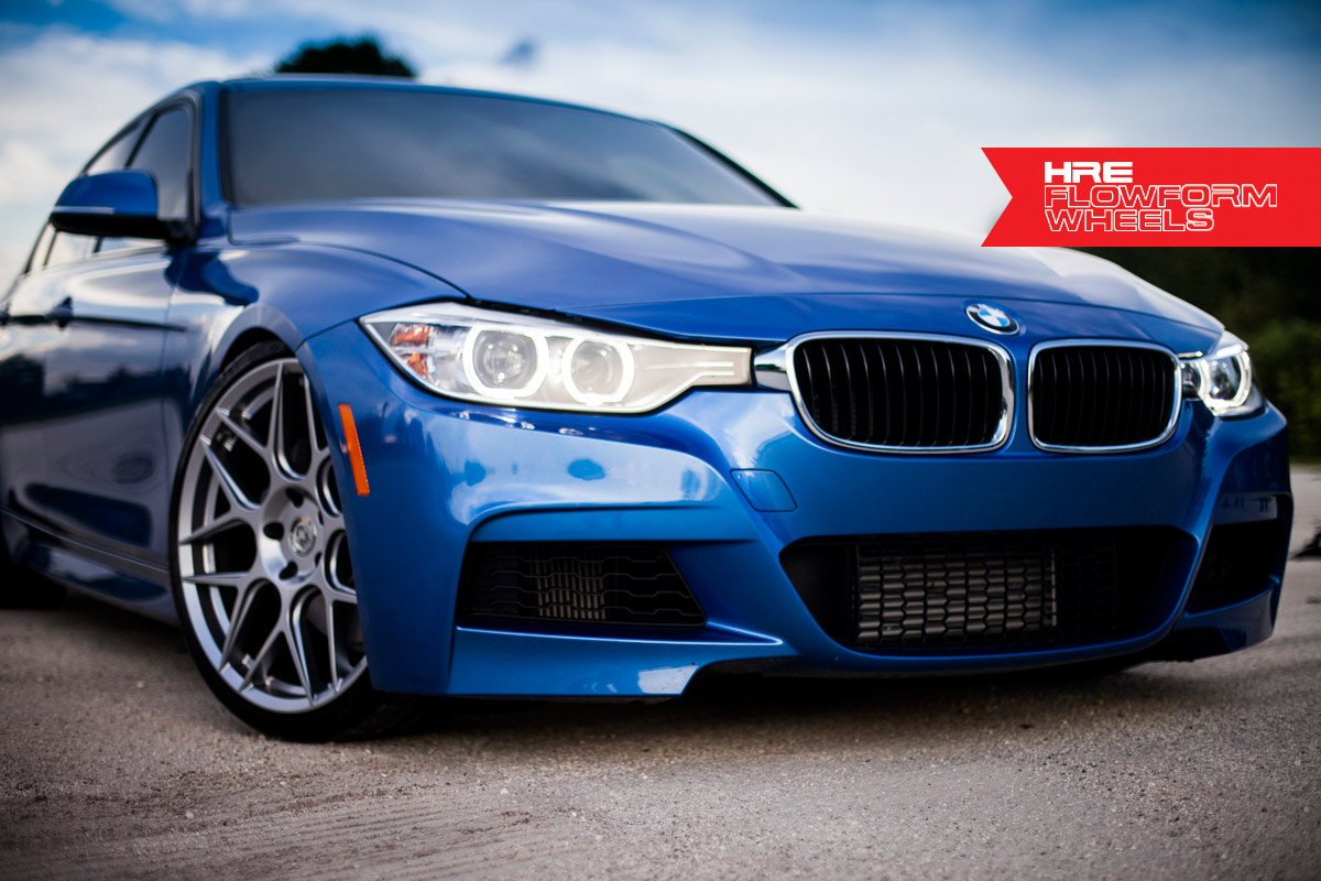 F30 EBII on HRE wheels