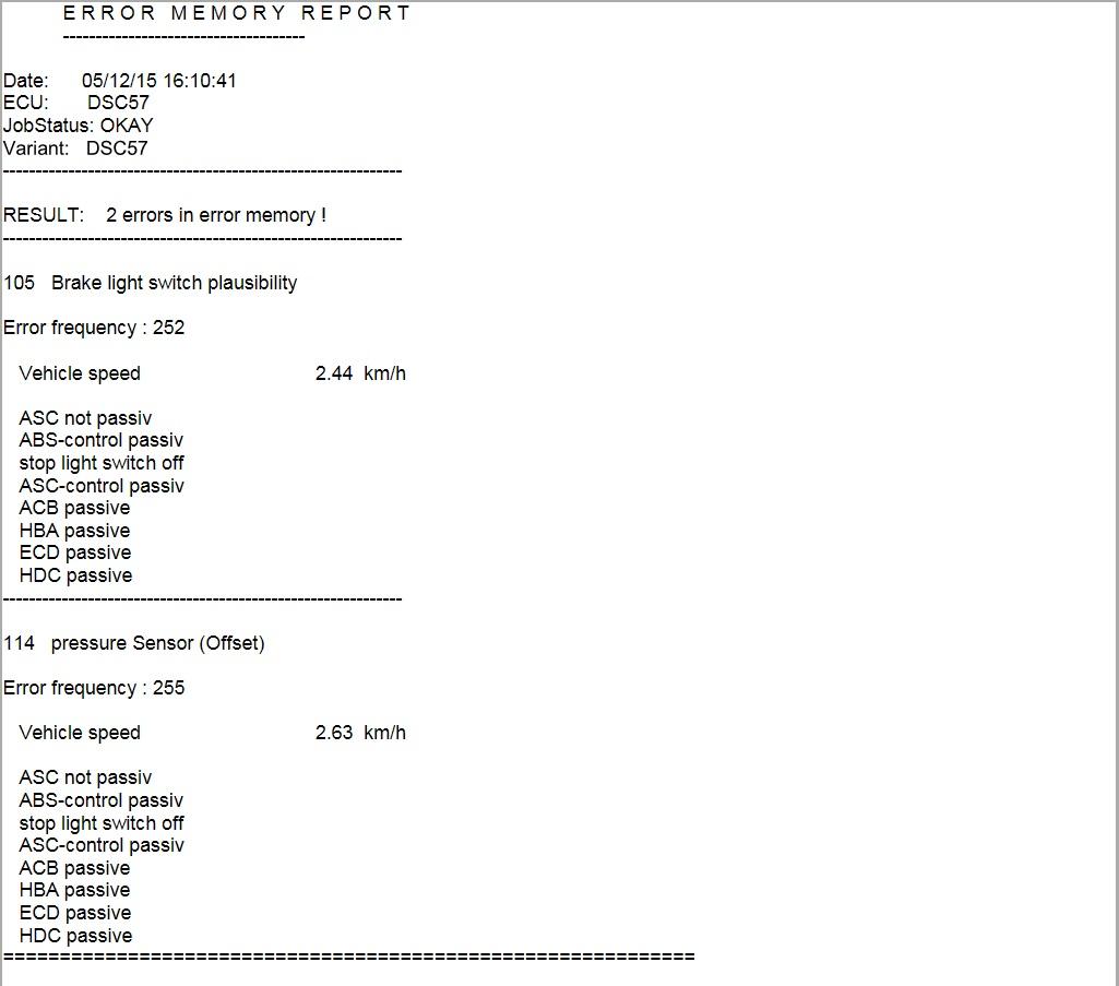 2002 E39 Asc Brake Abs Lights On Diagnostic Procedure Parts Bmw Fault Code Chart Click Image For Larger Version Name 2 Views 2010 Size 1226