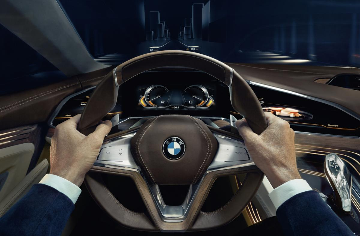 Concept BMW Vision Future Luxury