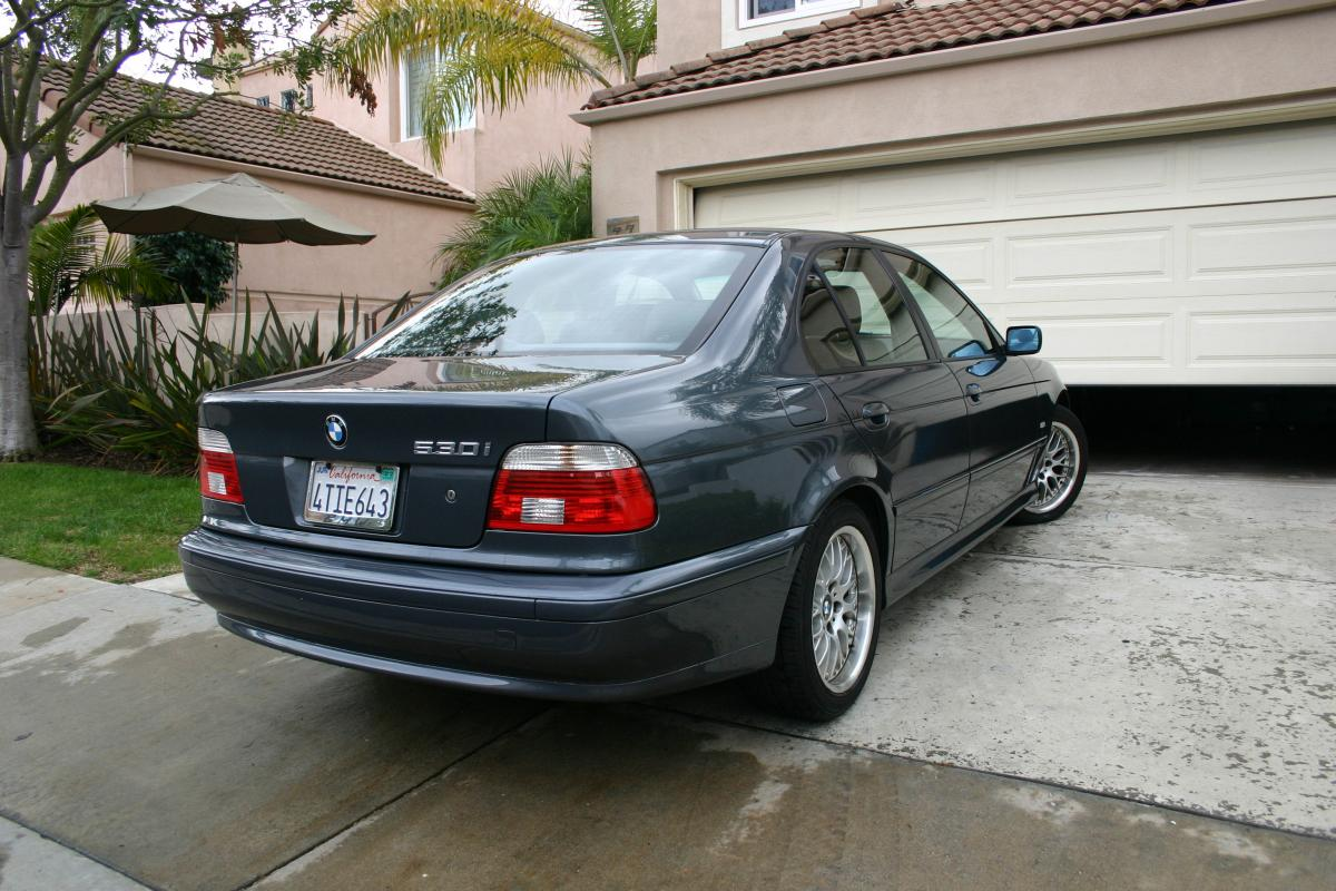 2001 BMW 530i Sport Pkg 80k Miles Clean Title Auto Clean S.Cali ...