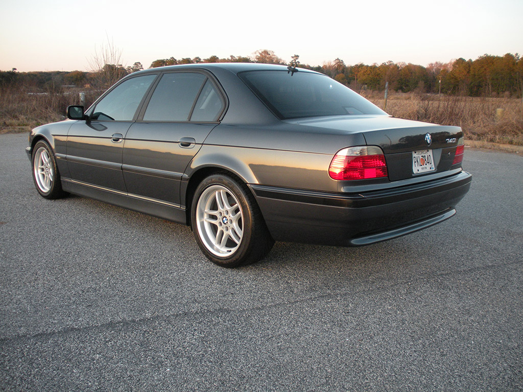 E38 2001 740i M Sport For Sale  Bimmerfest  BMW Forums