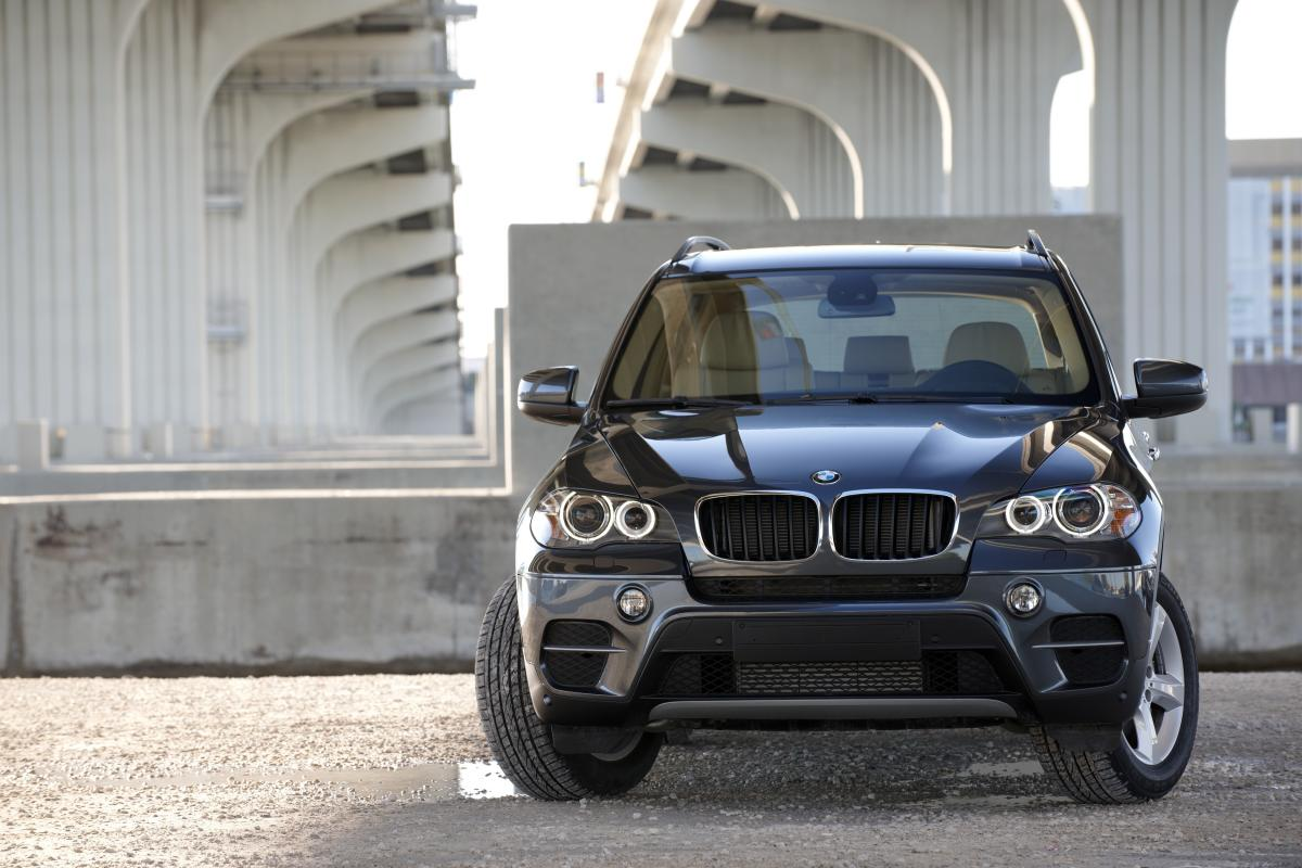 The 2011 BMW X5 - Refreshed, Repowered and Ready to Rock ...