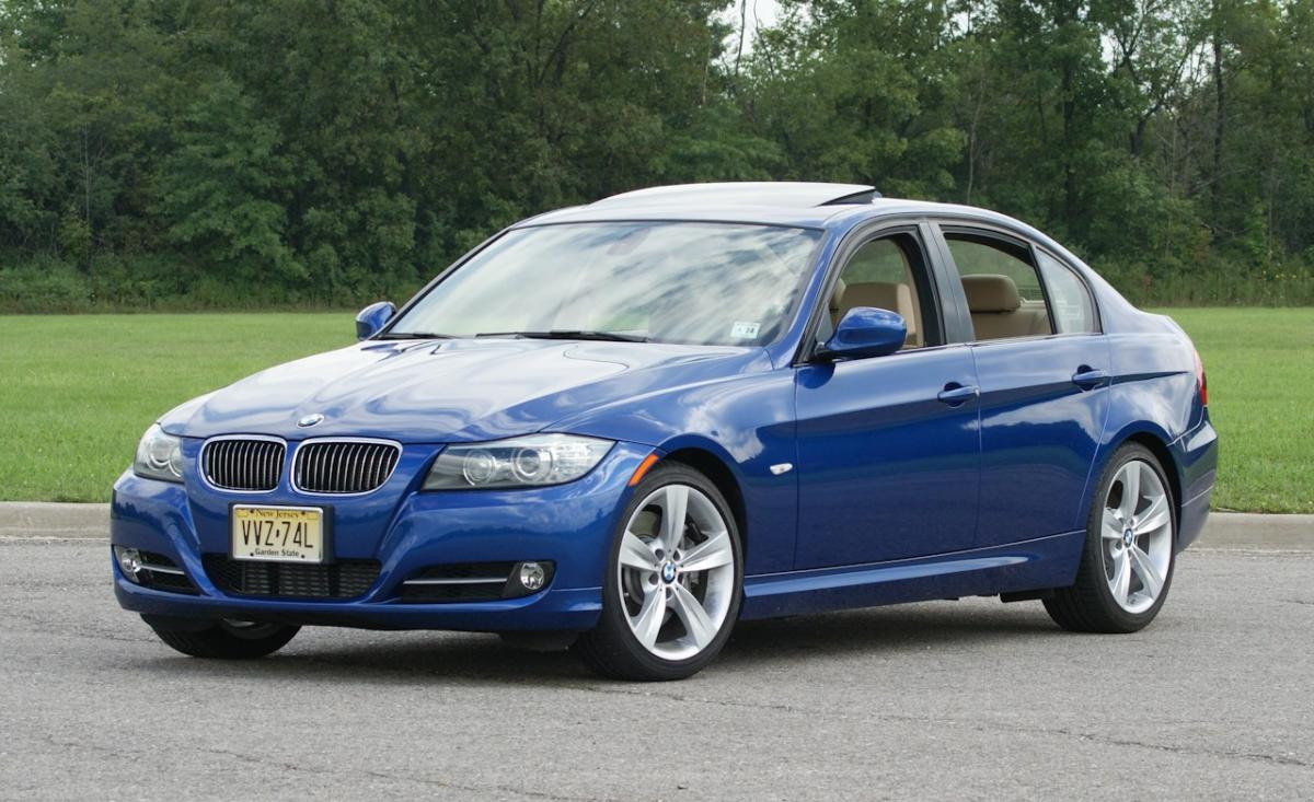 Car Driver Review 2011 Bmw 335i Sedan Two Turbos Are Not