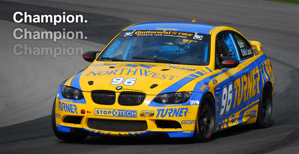 Turner Motorsport takes home 2011 GS driver and team championship