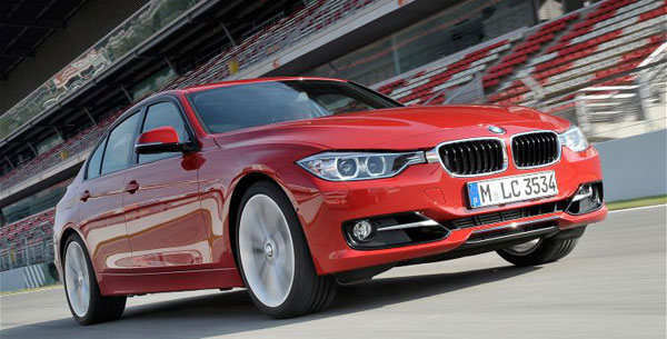 BMW 2012 F30 3 Series Sedan - First Drive from Automobile