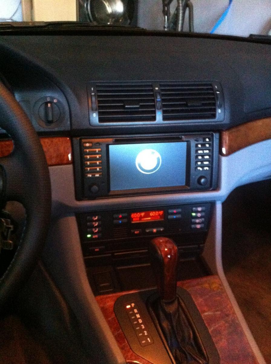 Group Buy For Eonon D5124f Bmw E39 E53 Car Gps With Bmw