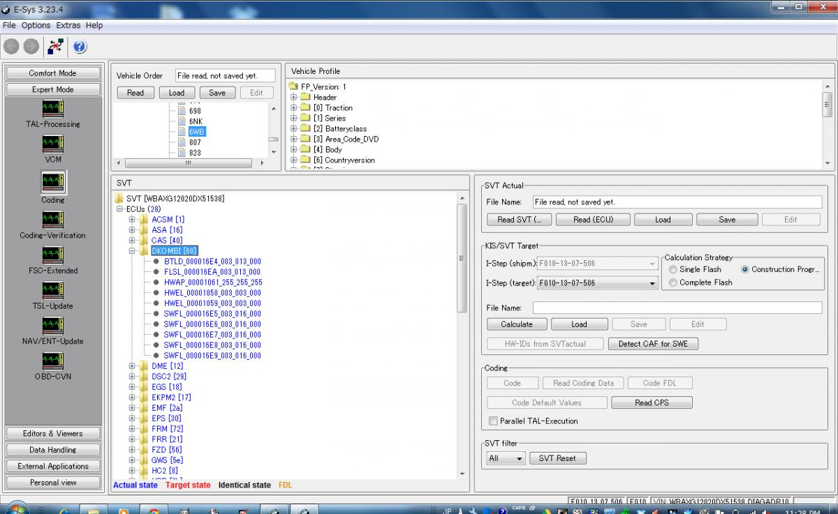 6WB Retrofit - Coding Required - Bimmerfest - BMW Forums