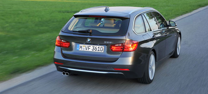 F31 3 Series Sport Wagon Driving Reviews are Out
