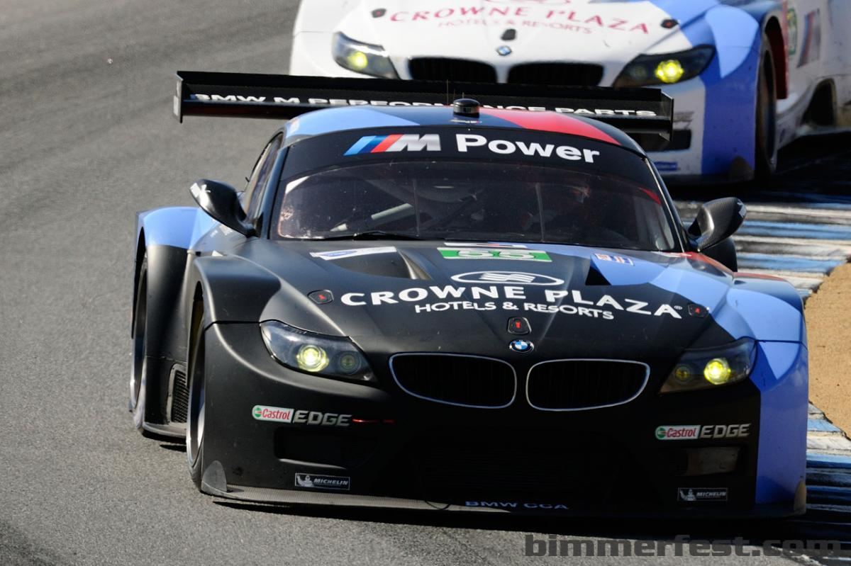 """BMW Team RLL Ready to Get Back On Track at Lime Rock Park"""