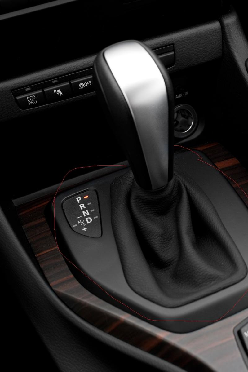 Click Image For Larger Version Name 2017 Bmw X1 Gear Shifter