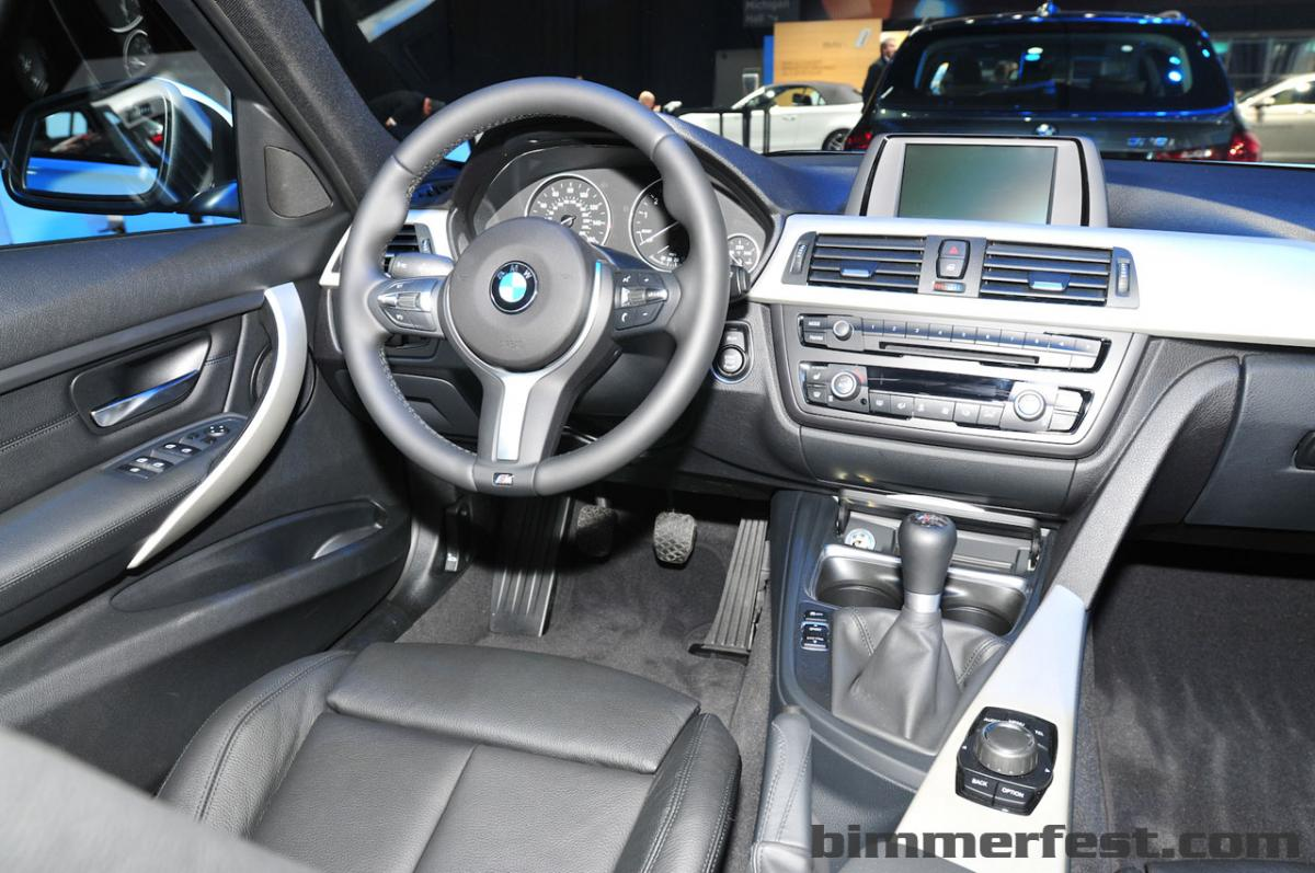 F20 320i sport package