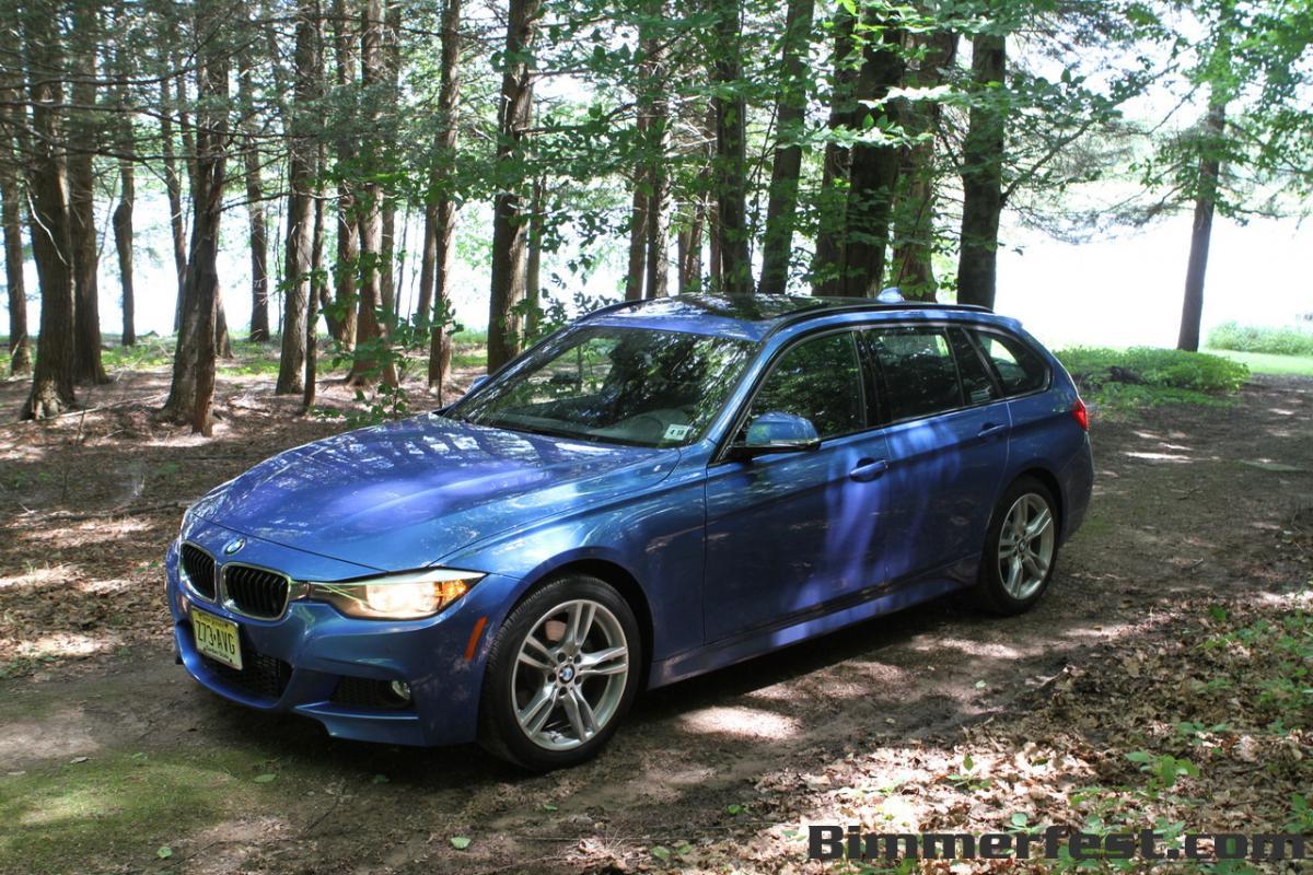 First Drive 2014 BMW 328i xDrive Sports Wagon BMW News at