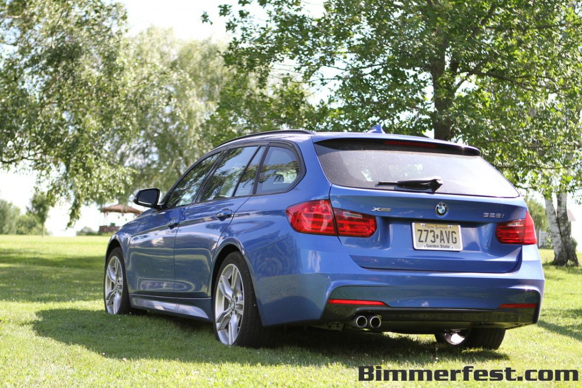 First Drive BMW I XDrive Sports Wagon BMW News At - 2014 bmw 328i sport wagon