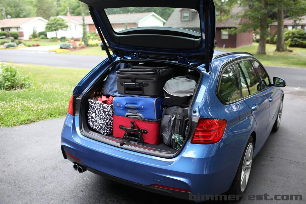 Impressions Of The I XDrive Sports Wagon Bimmerfest BMW Forums - 2014 bmw 328i sport wagon