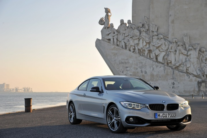 BMW 4 Series 435i Driving Review
