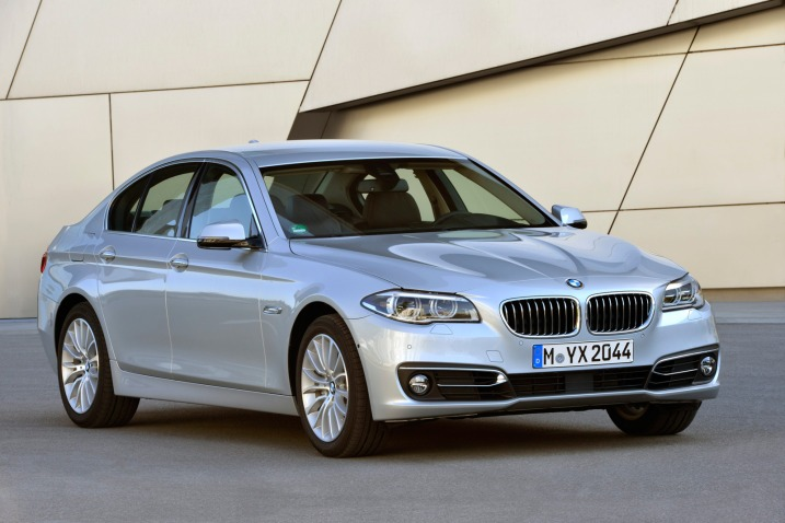 2014 BMW 5 series LCI review