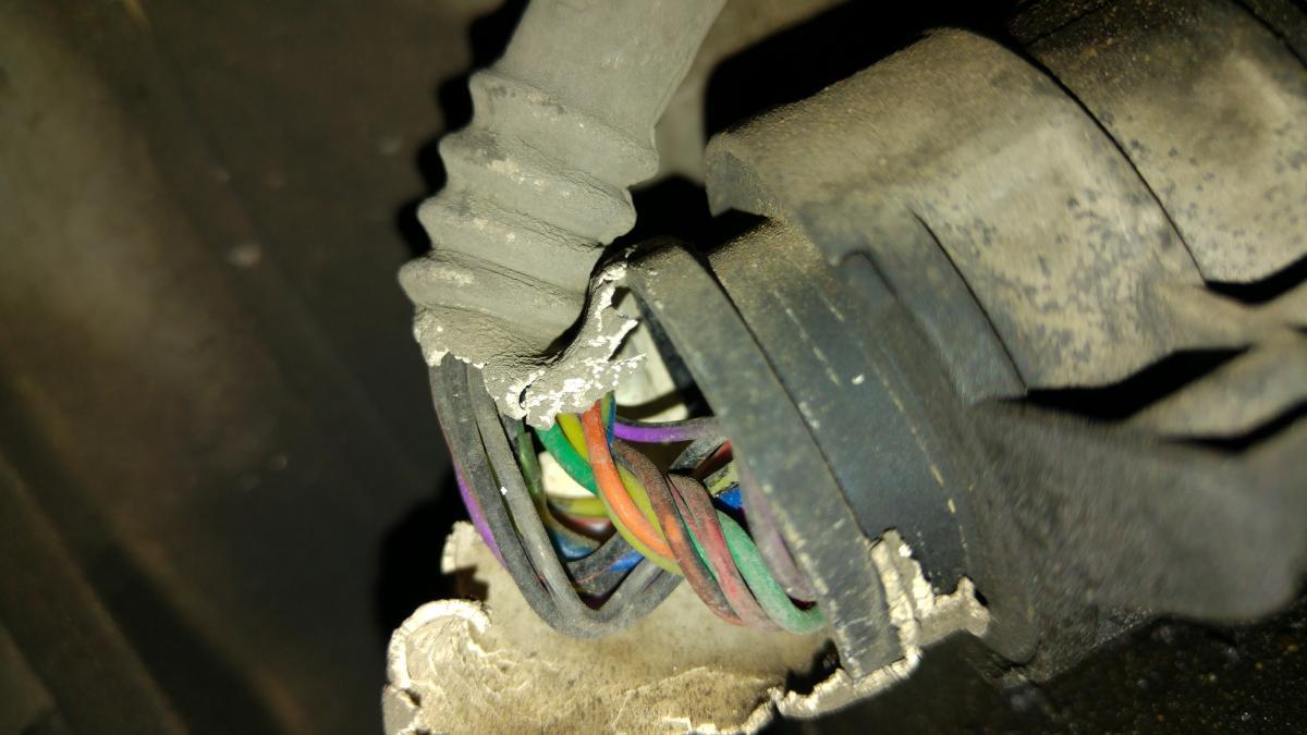 Transmission problem / transmission oil in coolant