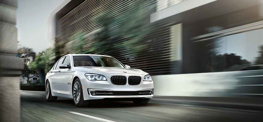 2015 BMW 7 series ordering and pricing