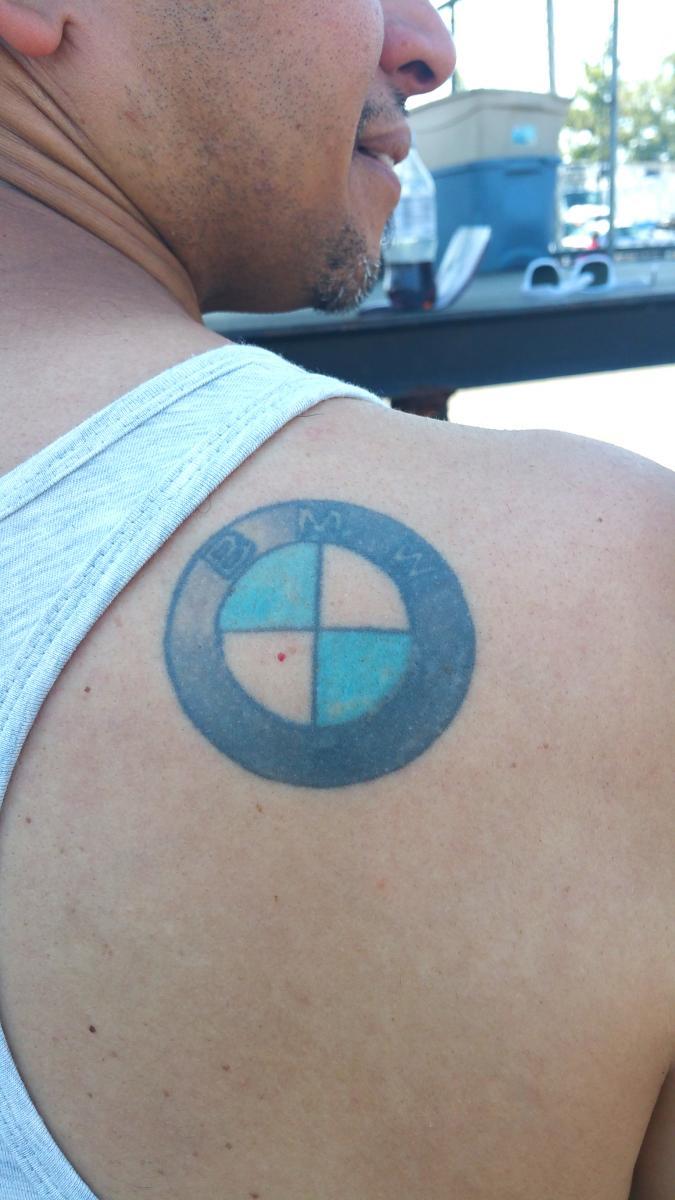Battle Of The Bmw Tattoos Bimmerfest Bmw Forum