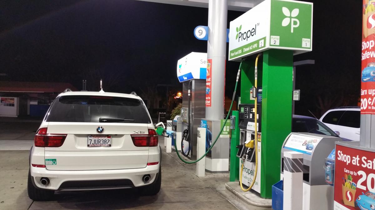 Http Www Hybridcars California Esel Hpr Fuel