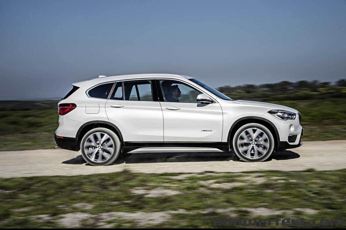 2017 bmw x1 pricing