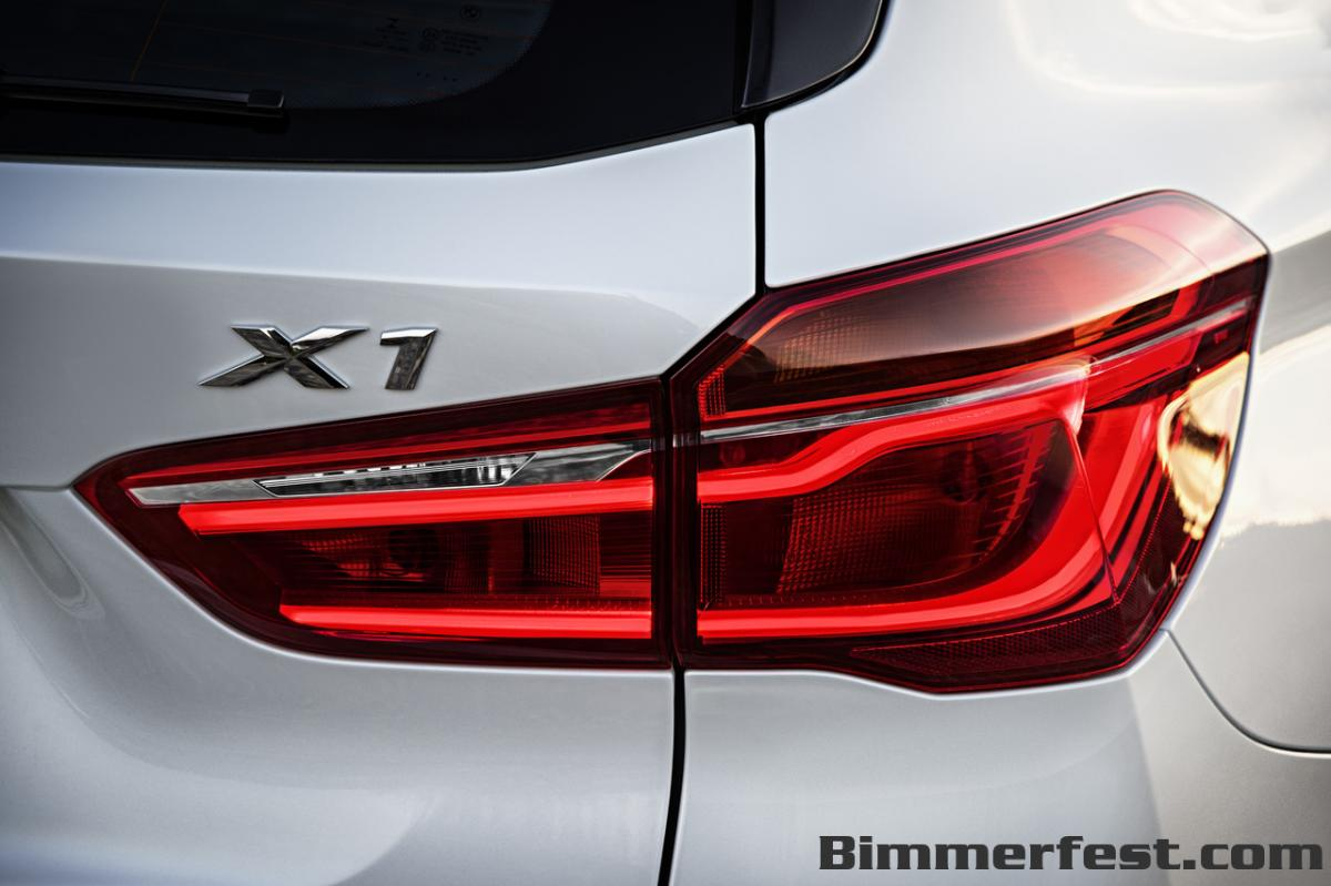the all new BMW X1