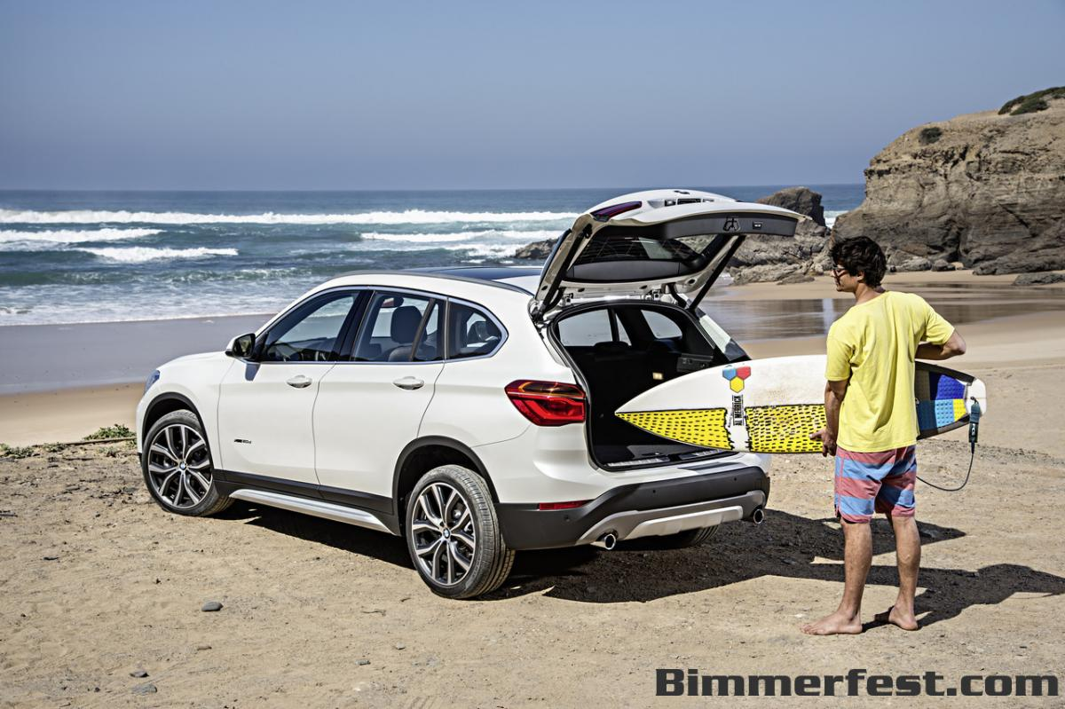 the all new f48 bmw x1 bmw news at. Black Bedroom Furniture Sets. Home Design Ideas