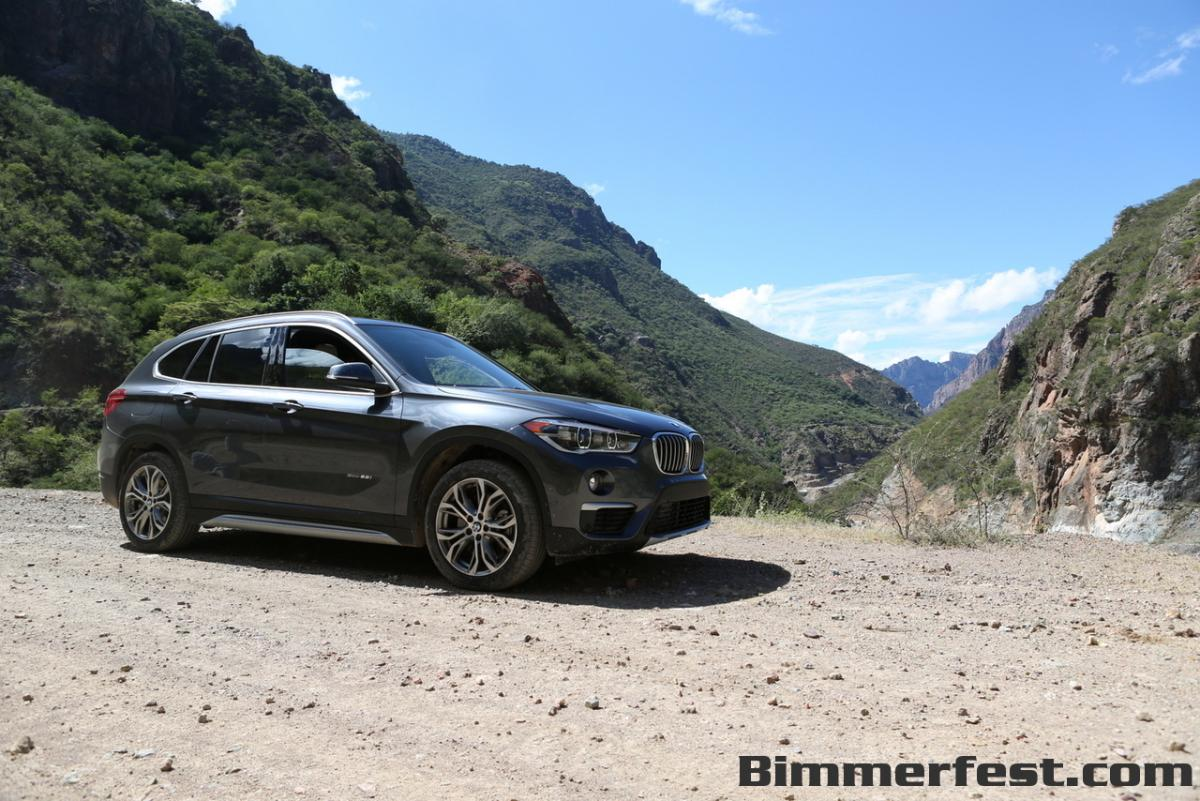 Click Image For Larger Version Name 2016 Bmw X1 First Drive