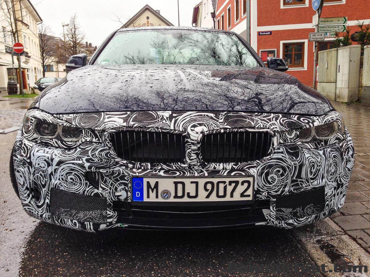 2016 BMW F30 3 series LCI