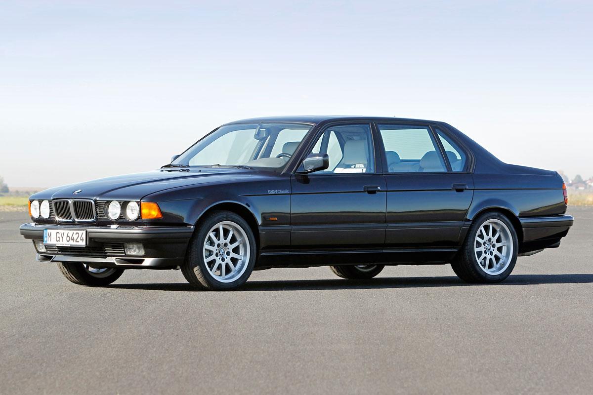 BMW V12 E32 7 Series