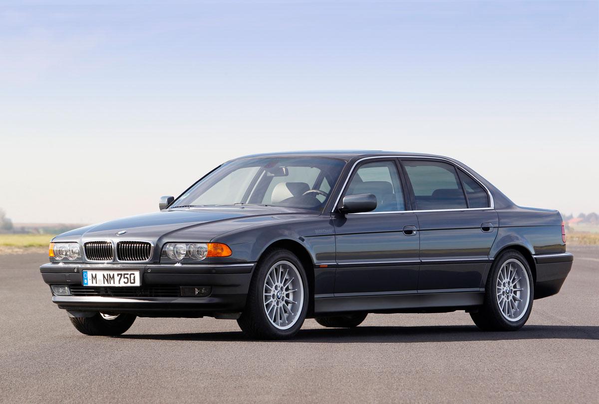 BMW E38 v12 750i 7 series