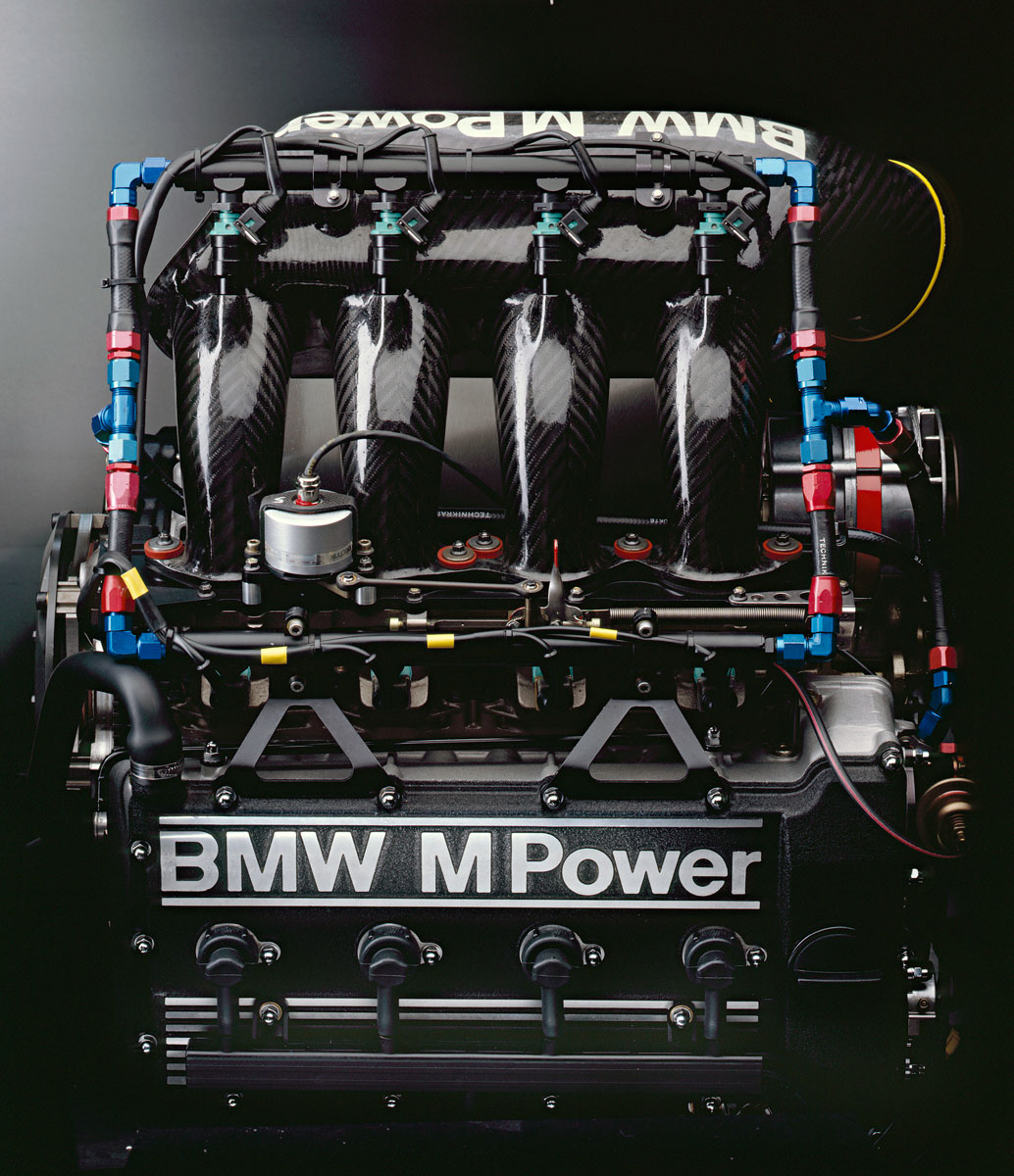BMW E30 M3 S14 engine
