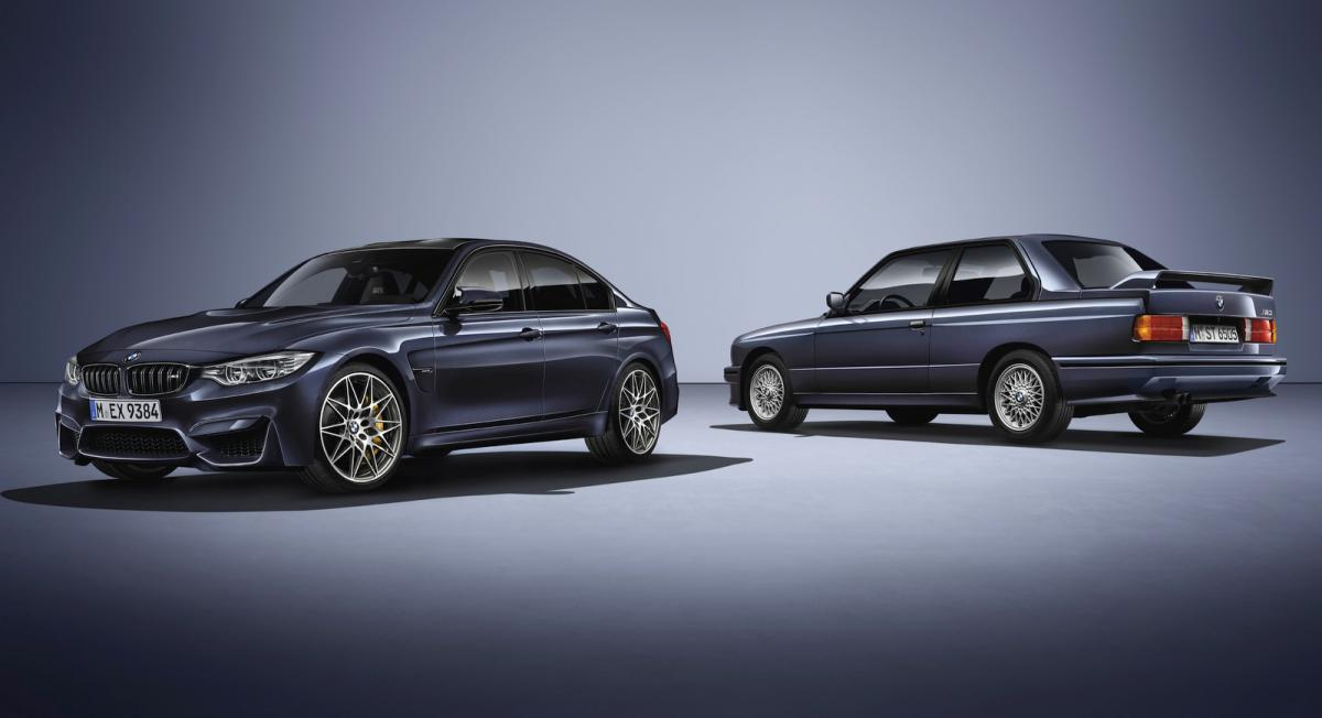 """Limited Edition """"30 Jahre M3"""""""