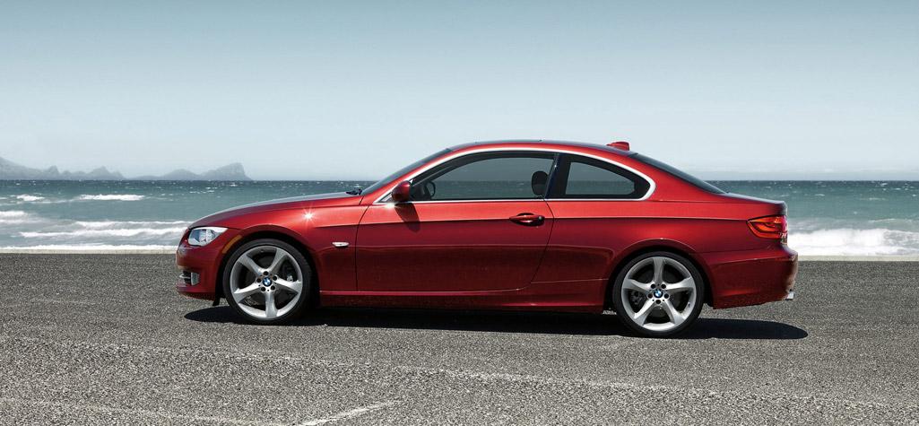 BMW e92 335i sportiest car of 2013
