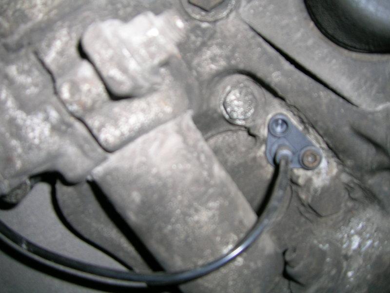 Wheel Speed Sensor removal? - Bimmerfest - BMW Forums